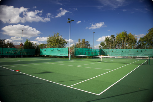 Roundhill Tennis Courts
